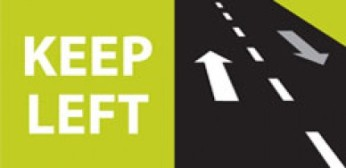 keep-left-sticker